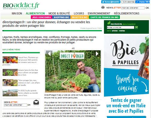 BIOaddict.fr
